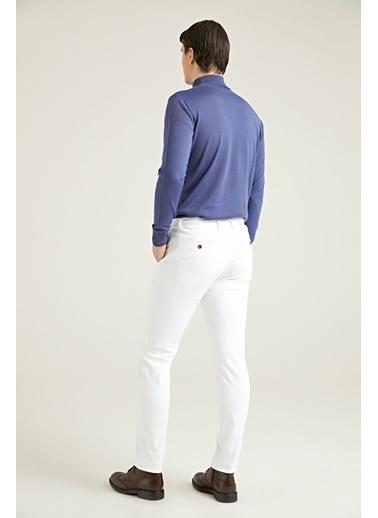 TWN Pantolon Beyaz